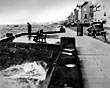 High Tide at Parkgate, 1930s