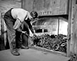 Annealing chains at Cammell Lairds, 1950s