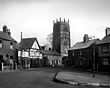 Northop Village, North Wales, 1930s