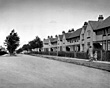 A street in Bromborough, 1930s