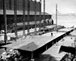 Laying a keel, Cammell Lairds, 1961