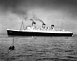 Queen Mary, March 1936